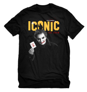 Iconic Joker T Shirt